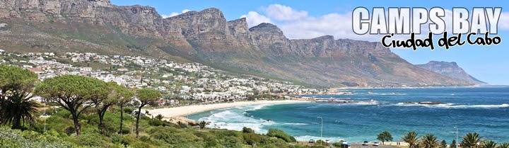 Camps Bay, Ciudad del Cabo