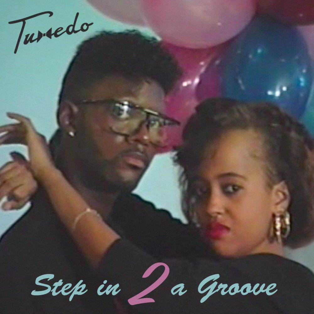 Step in 2 a Groove Mixtape von Tuxedo | 80er Stepper Ballads DJ Mix