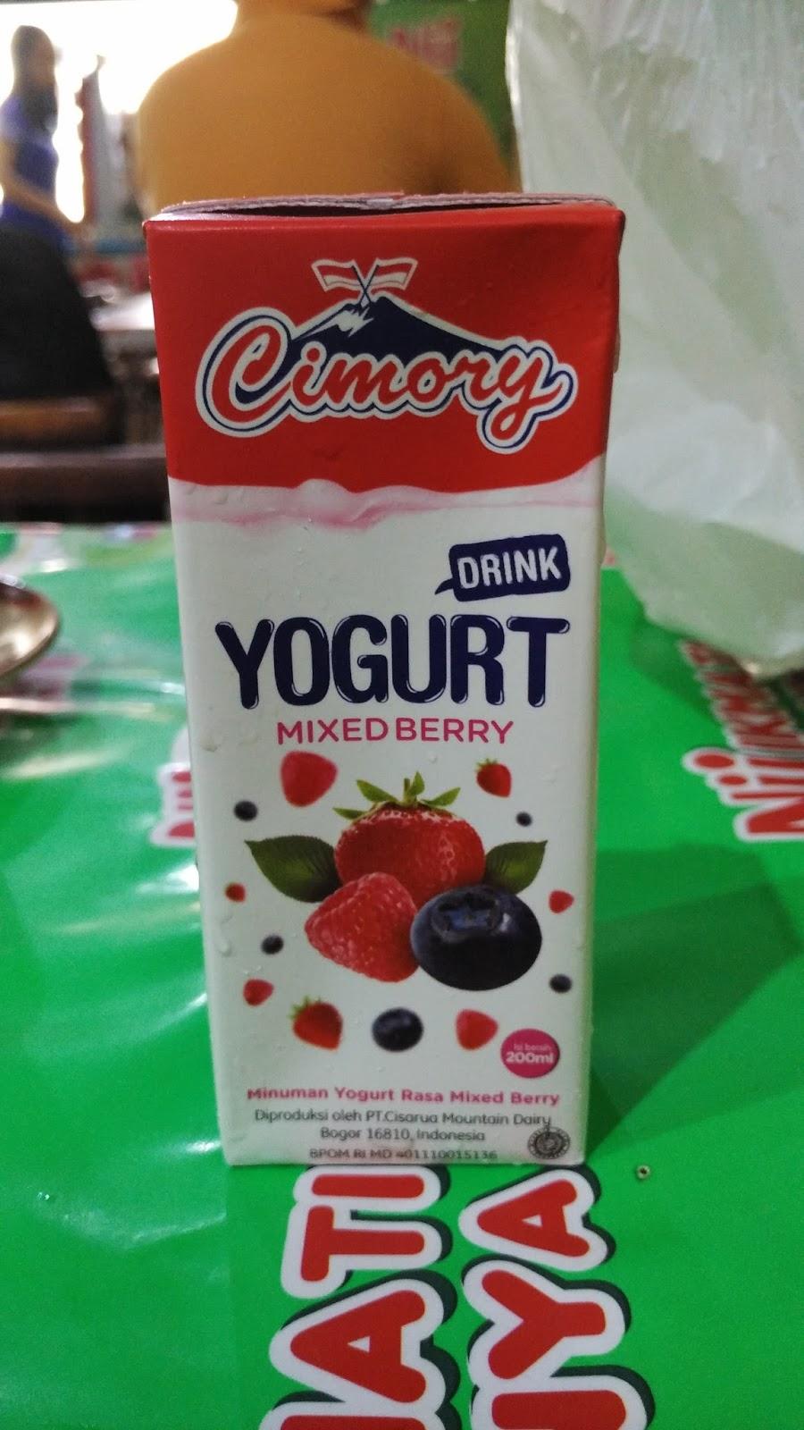 ini dia gan cara diet pake susu cimory