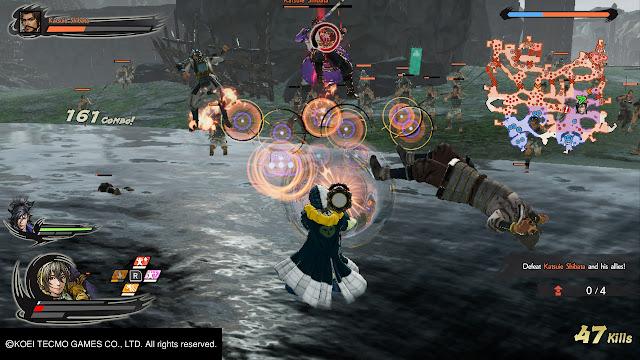 Hanbei Takenaka Samurai Warrior 5 Nitendo Switch
