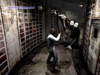 IMG Silent Hill 4 The Room 2004 PS2 Traduzido em Português