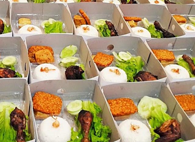 Tips Memilih Vendor Nasi Box dan Makanan Sehat Harian