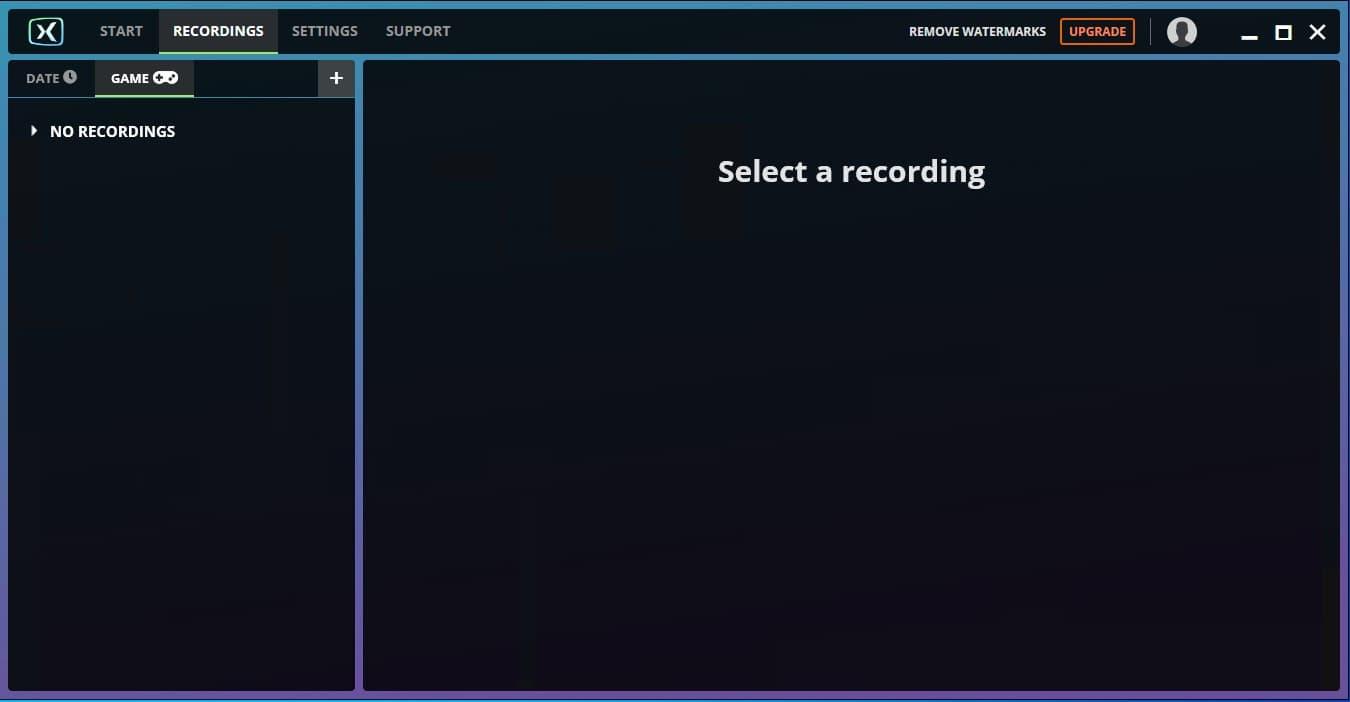 برنامج FBX لتسجيل الالعاب و عمل بث مباشر من موضوع افضل 5 برامج تسجيل الالعاب علي الكمبيوتر مجاناً
