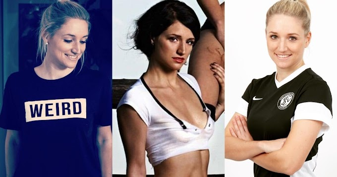 Top 10 Most Attractive Female Footballers in the World