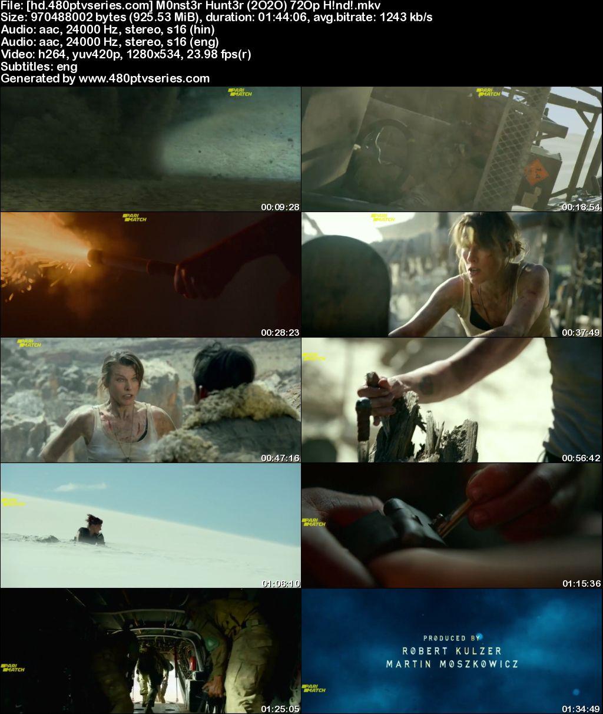 Download Monster Hunter (2020) 900MB Full Hindi Dual Audio Movie Download 720p Web-DL Free Watch Online Full Movie Download Worldfree4u 9xmovies