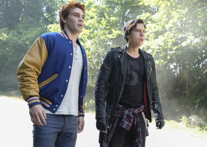 Riverdale - Episode 2.06 - Death Proof - Promos, Sneak Peek, Promotional Photos, Interview & Press Release
