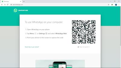 Cara Menyimpan Foto Profil Whatsapp lewat laptop