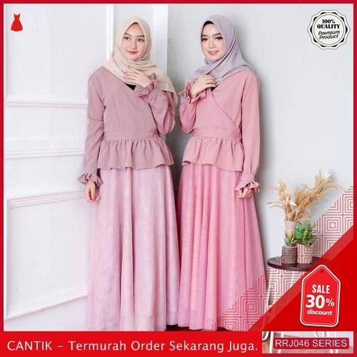 Jual RRJ046D129 Dress Dress Kimono Wanita Tutu Sy Terbaru BMGShop