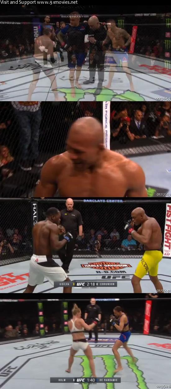 UFC 208 PPV Holm vs De Randamie HDTV 480p