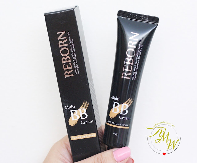 a photo of Eres Tu Multi BB Cream Reborn Beta Glucan Cream