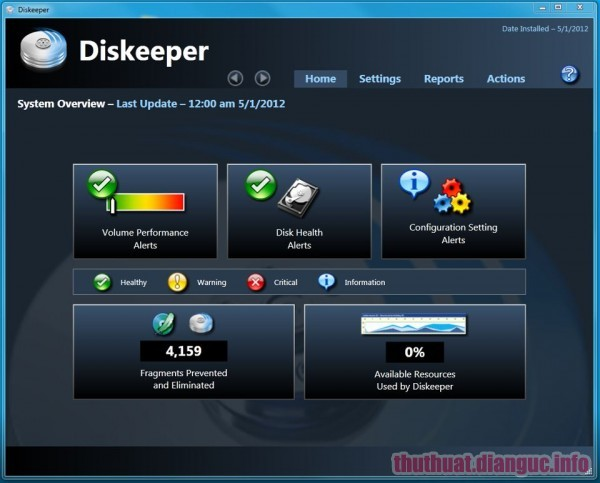 Download Diskeeper Professional 18 v20.0.1300.0 Full Crack