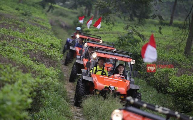 JSI Resort Hadirkan Fasilitas Komodo Buggy Car
