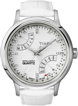 e9a80bac79f8 Lo mejor de la tecnología y del estilo  Timex IQ Calendario Perpetuo ...