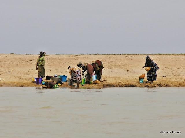 Mujeres en el Níger