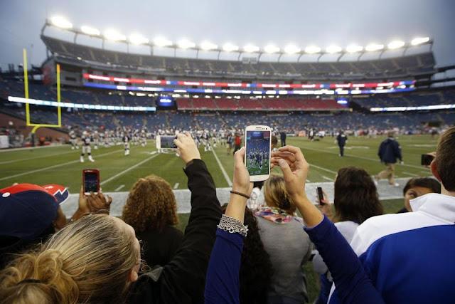 La NFL no quiere ni Periscope ni Facebook Live