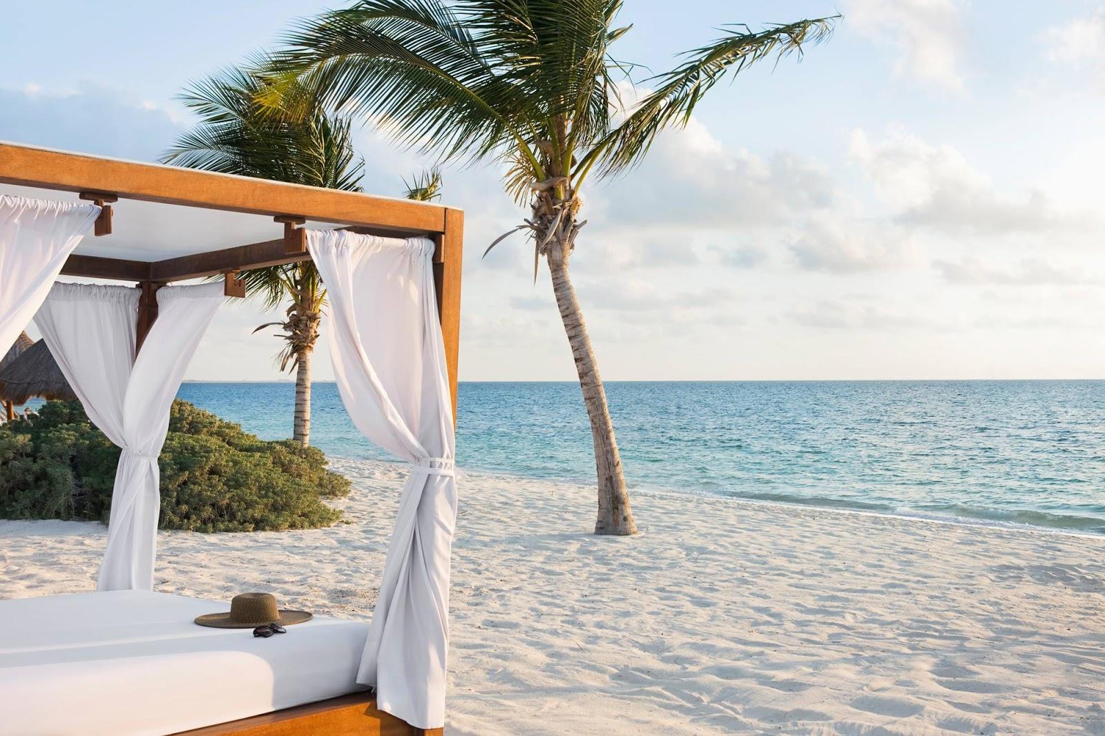 Honeymoon Private Beach Villa