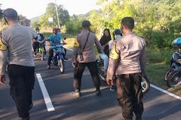 Antisipasi Jambret, Polsek Lembar Tingkatkan Intensitas Patroli