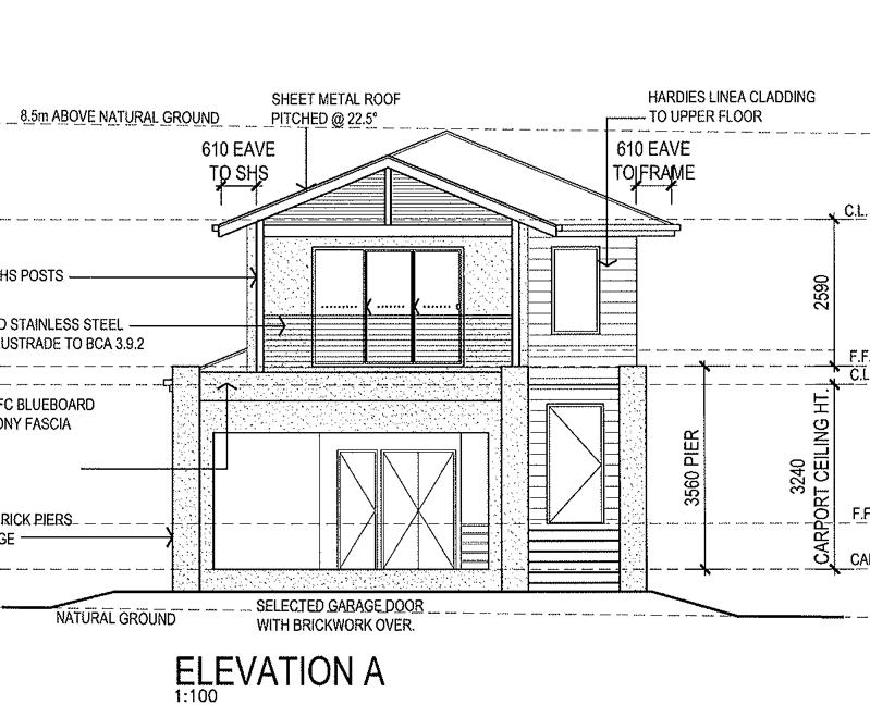 Karina's House Project: The Facade