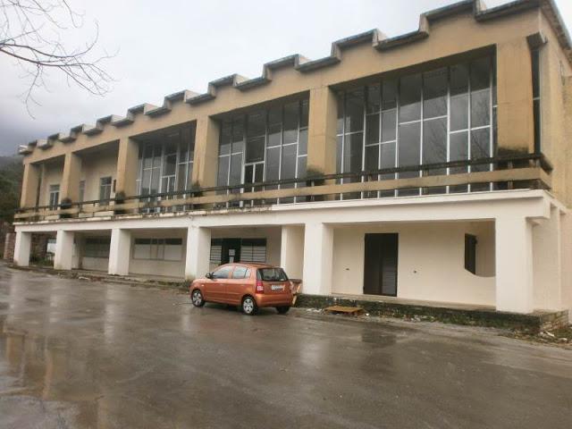 Ήγουμενίτσα: Πολιτισιτκός χώρος το κτίριο της πρώην Μαθητικής Εστίας Ηγ/τσας με 4.350.000 €
