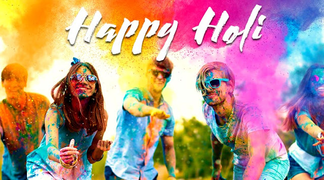 The beautiful collection of happy holi latest images