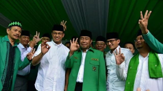 Dipecat karena Tidak Dukung Ahok, Haji Lulung: Saya hanya Takut Azab Allah daripada Partai