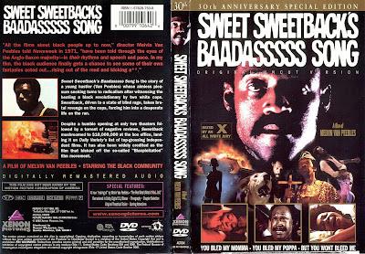 Свит Свитбэк: Песня мерзавца / Sweet Sweetback's Baadasssss Song. 1971.