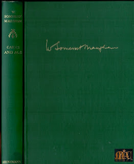 Cakes and Ale 1936 Heinemann Pocket Edition - W. Somerset Maugham, cover and spine