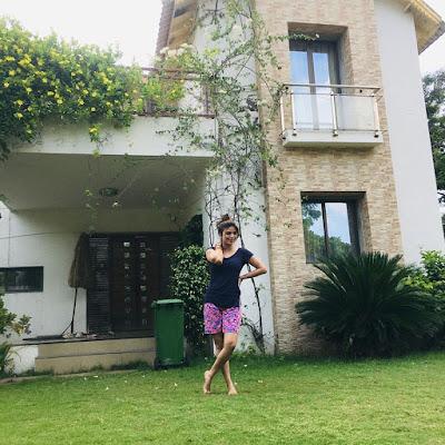 Sonia Singh Rajputshooting pics