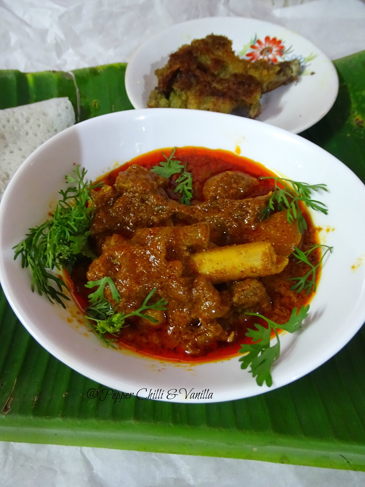how to make east indian mutton curry
