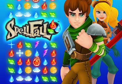 Spellfall - Puzzle Adventure apk
