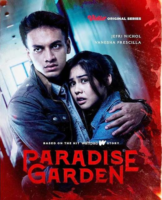 Daftar Nama Pemain Paradise Garden Serial Web Lengkap