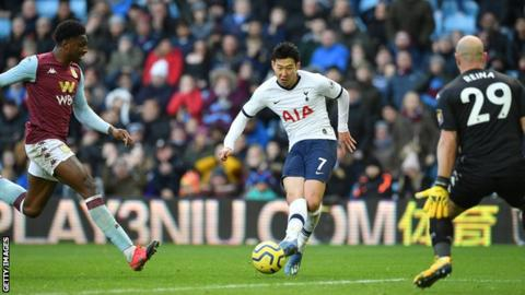 "Aston Villa manager Dean Smith says an ""absurd VAR choice"" added to Tottenham's last-wheeze Premier League succeed at Villa Park on Sunday 16, 2020."