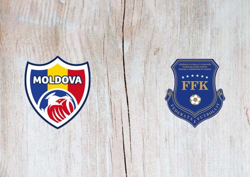 Moldova vs Kosovo -Highlights 03 September 2020