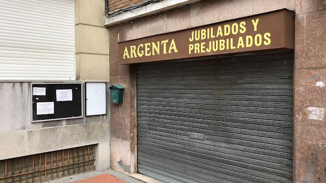Hogar de jubilados Argenta en Llano