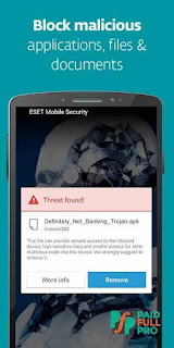 ESET Mobile Security & Antivirus PREMIUM APK Key