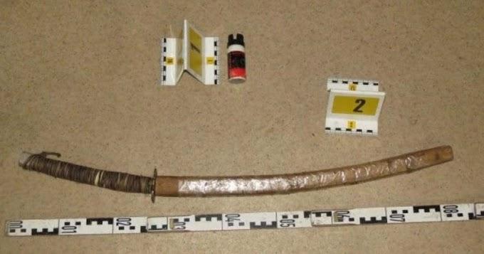 Garázdaság Dormándon: karddal és vasrúddal fenyegetőzött a férfi
