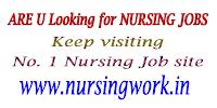 Nursing Jobs in India  2020