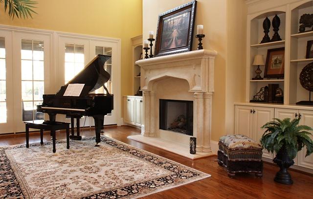 stunning elegant living room georgian   Jolin's Photos and Stories: Beautiful Room Friday/ Elegant ...