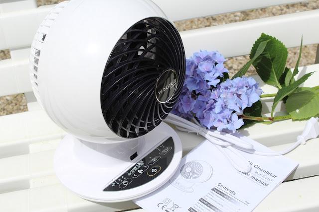 ventilateur iris ohyama