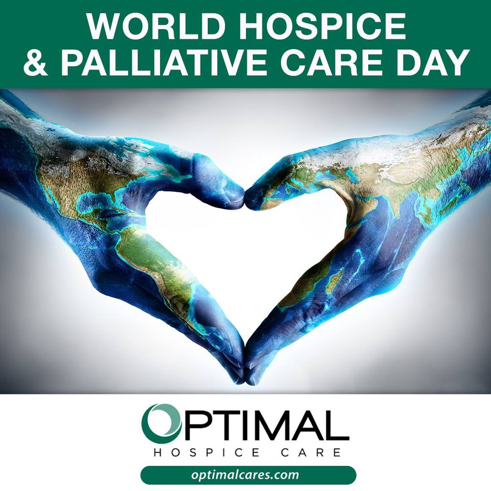 World Hospice and Palliative Care Day Wishes Beautiful Image