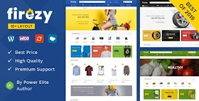 Download firezy - Multipurpose WooCommerce Theme
