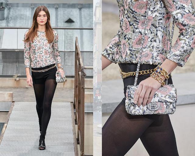 Chanel показ моды весна-лето 2020 14