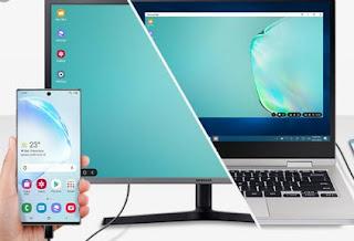 Mengenal Smartphone Samsung Fitur Dex Terbaru