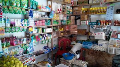 Bisnis toko sembako di Medan