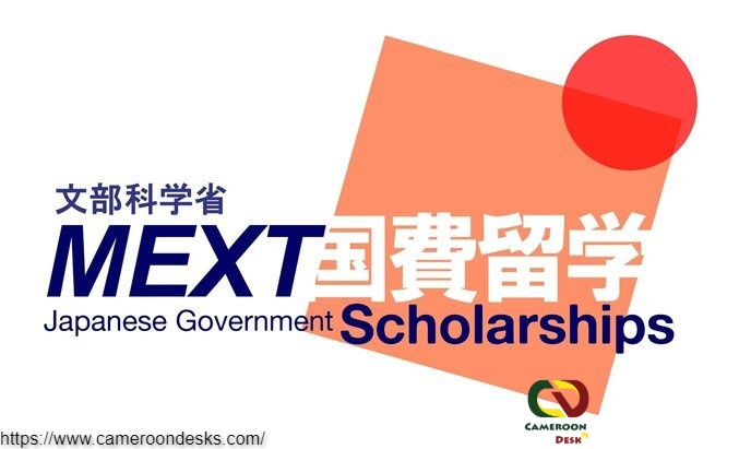 Japanese Government MEXT Scholarships 2021