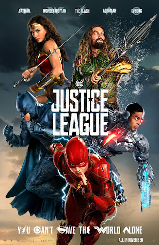 Justice League (HDRip 1080p Ingles Subtitulada) (2017)