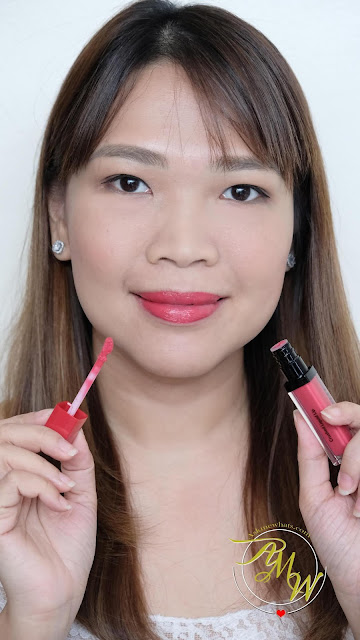 a photo of Bobbi Brown Crushed Liquid Lip Review