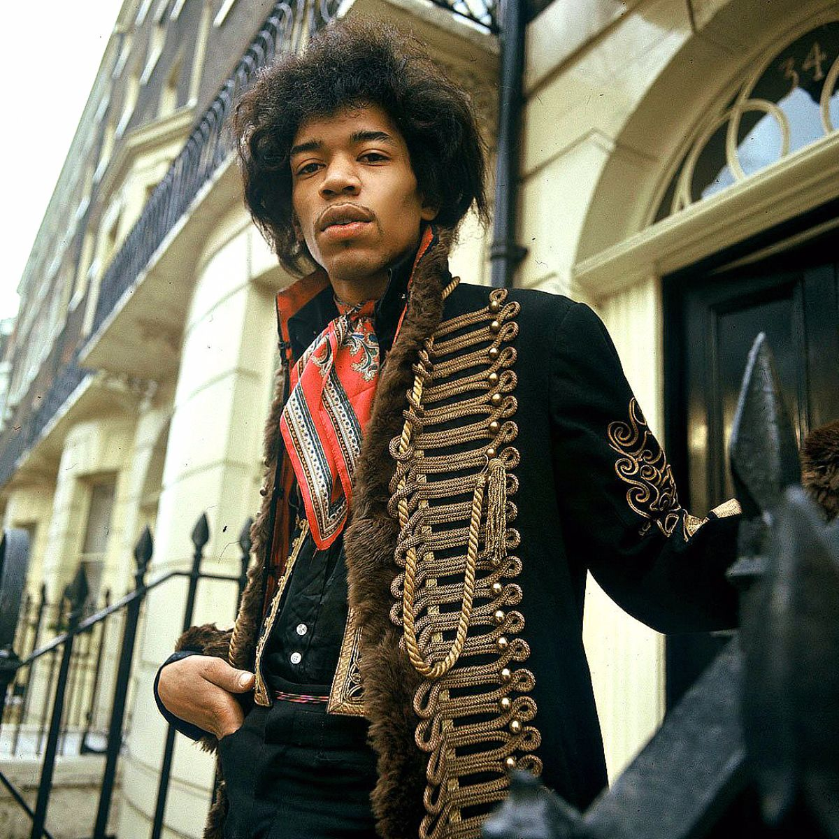 When Jimi Hendrix Rented Ringo's Apartment: Amazing Photos ...
