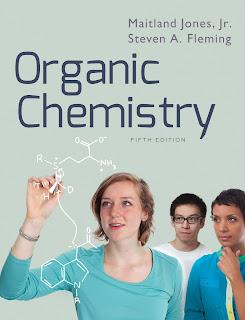 Organic Chemistry 5th Edition by Maitland Jones & Steven Fleming