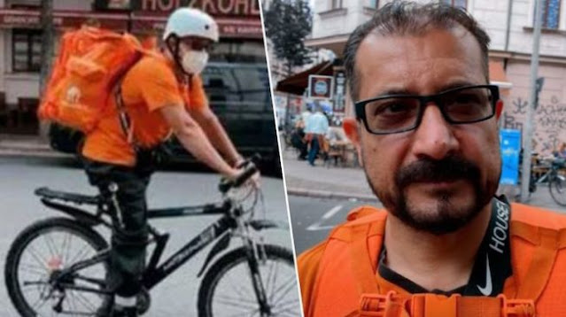 Viral Mantan Menteri Afganistan Antar Pizza di Jerman, Ulil: Kebebasan Hal Tak Ternilai